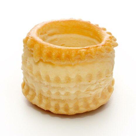 "Alba Bouchees 1.35"" Mini Puff Pastry"