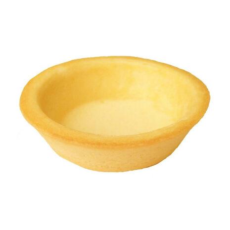 """Alba Tart Round 2.3"""" Neutral Butter"""