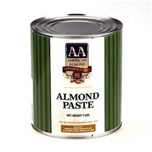 American Almond Almond Paste 60%