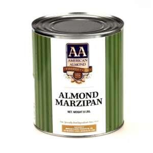 American Almond Almond Paste Marzipan 40%