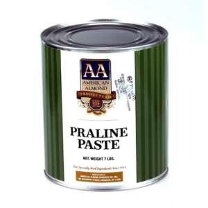 American Almond Hazelnut Praline Paste
