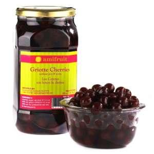 Amifruit Griotte Cherries in Brandy