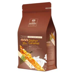 Cacao Barry Pistoles White Zephyr Caramel 35%