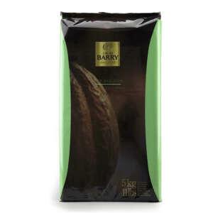 Cacao Barry Block Dark Chocolate Coating Prima Glazing