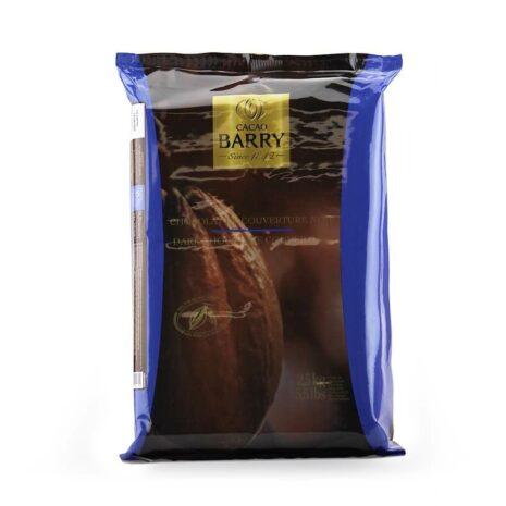 Cacao Barry Block Dark Chocolate Mi-Amère 58%