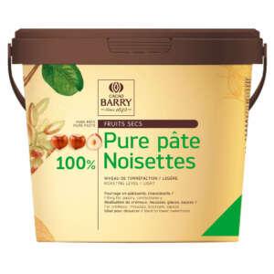 Cacao Barry Hazelnut Pate De Noisette 100%