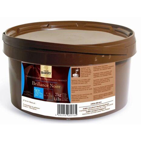 Cacao Barry Dark Glaze Brillance Noire - Special Order