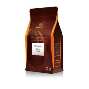 Cacao Barry Paillettes Fins Cafe Flakes