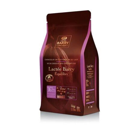 Cacao Barry Pistoles Milk Lactee 36%