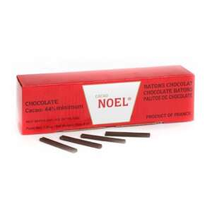 Cacao Noel Batons Chocolat 300ct 40%