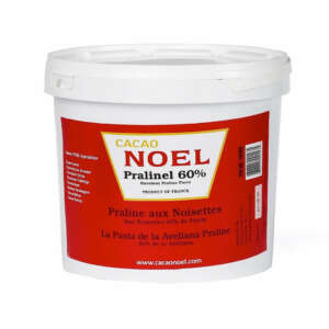 Cacao Noel Hazelnut Pralinel Paste 60%