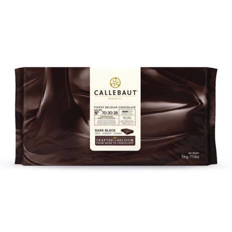 Callebaut Block Dark Couverture 70/30