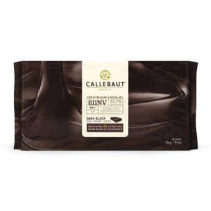 Callebaut Block Dark 811 Couv 54.5%