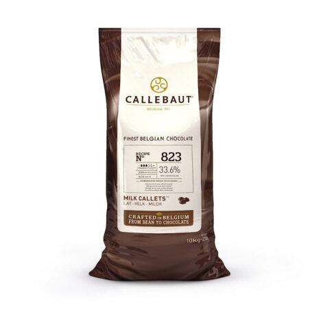 Callebaut Callets Milk 823 Couv 33.6%