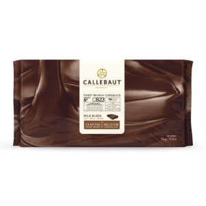 Callebaut Block Milk 823 Couv 33.6%