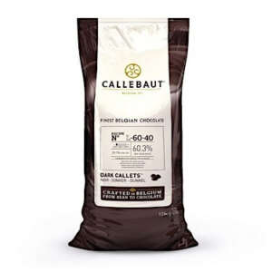 Callebaut Callets Dark Couverture 60/40