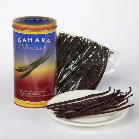 Gahara Vanilla Beans Bourbon Indonesia