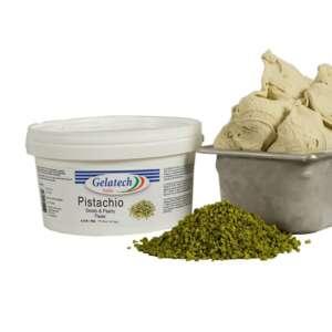 Gelatech Pistachio Paste 70%
