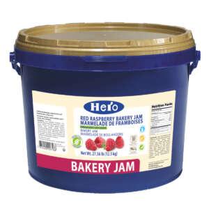 Hero Raspberry Bakery Jam Seedless