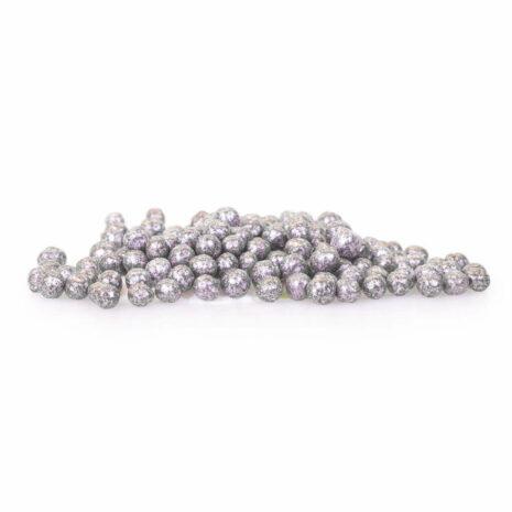 In2Food Crispies Mini Silver Pearl