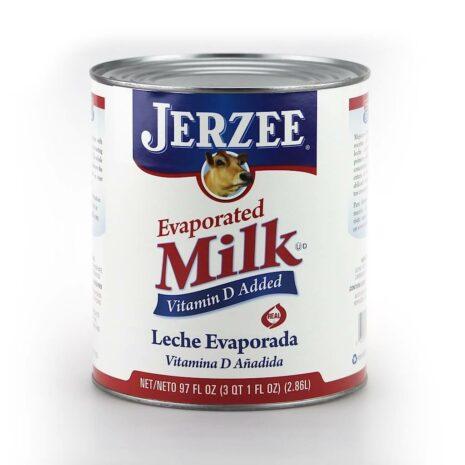 Jerzee Evaporated Milk