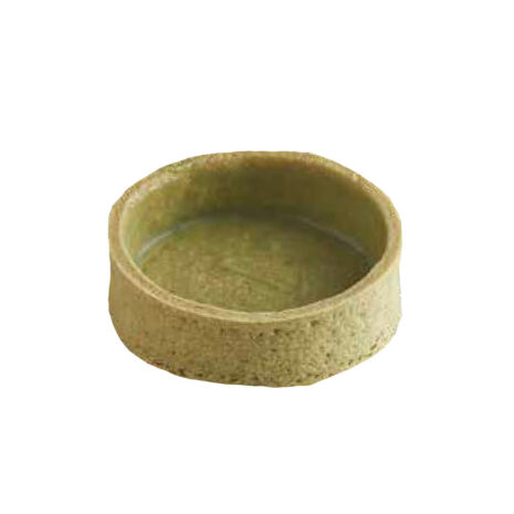 "La Rose Noire Tart Round Green Tea 2.16"""
