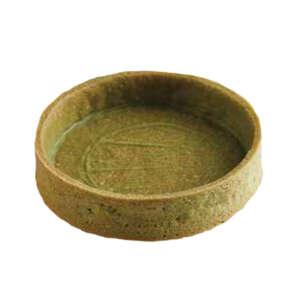 "La Rose Noire Tart Round Green Tea 3.15"""