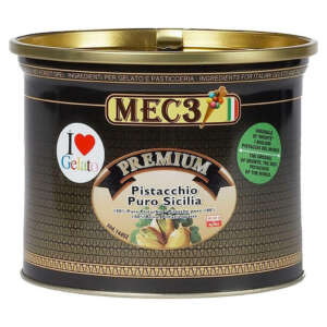 Mec3 Pistachio Pure Sicilian Paste 100%