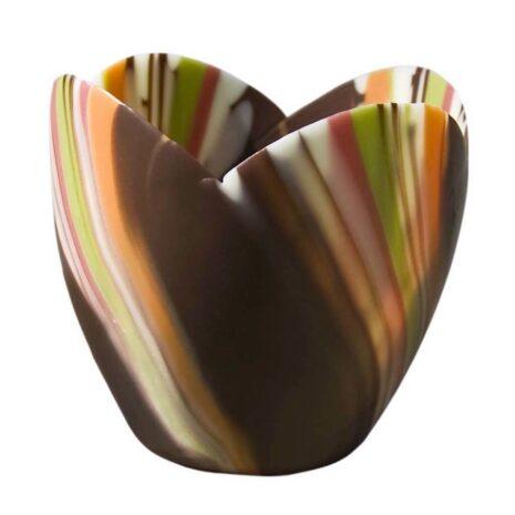 "Mona Lisa Cup Tulip Pastel 2.8"" × 2.6"""