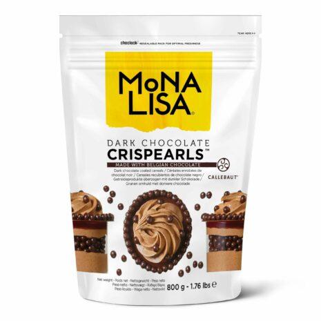 Mona Lisa Crispearl Dark