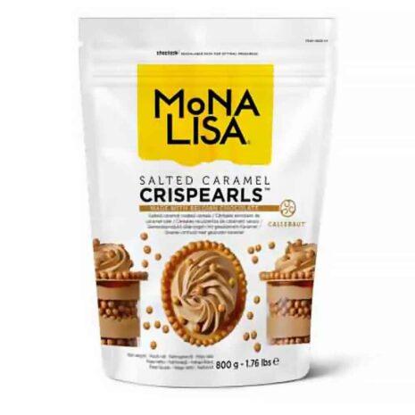 Mona Lisa Crispearls Salted Caramel