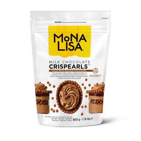 Mona Lisa Crispearl Milk