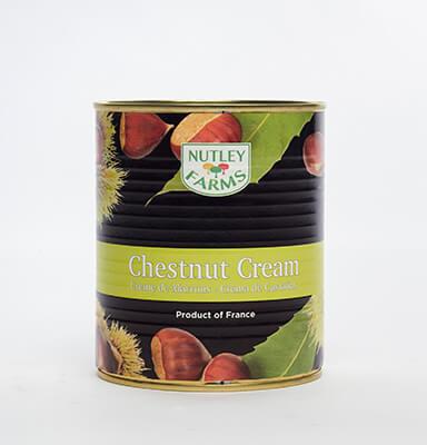 Nutley Chestnut Spread Sweet 50%- Seasonal