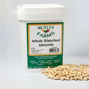 Nutley Farms Almonds Whole Blanched