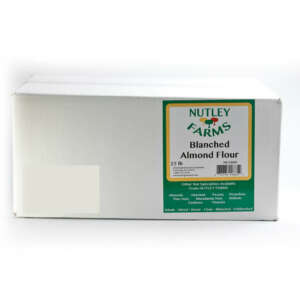 Nutley Farms Almond Flour Blanched Fine 25#