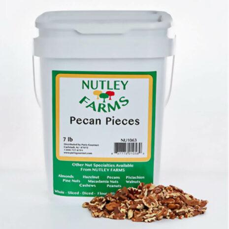Nutley Farms Pecans Medium Pieces