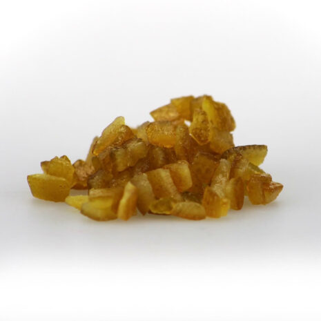 Paradise Fruit Orange Peel Candied Diced