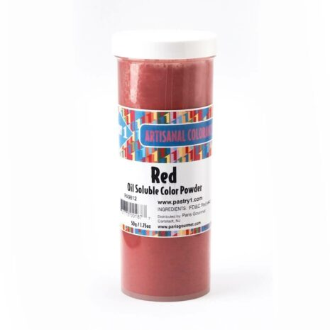 Pastry 1 Red Color Powder