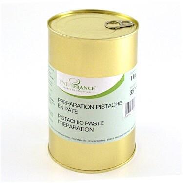 PatisFrance Pistachio Paste 49.6%