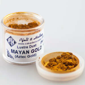 Pfeil & Holing Luster Dust Mayan Gold