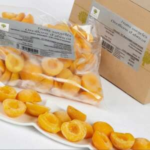 Ravifruit Apricot Halves Bergeron IQF