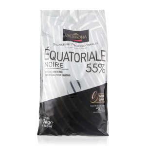 Valrhona Feves Dark Equatorial 55%