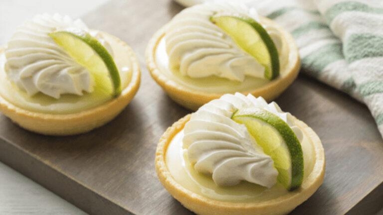 Key Lime Tarts